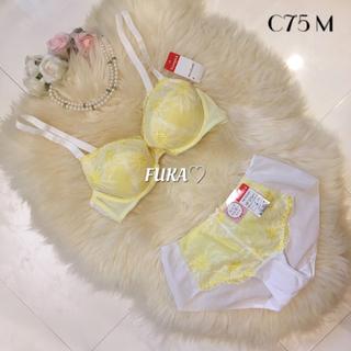 トリンプ(Triumph)のC75☆新品 トリンプ ミークローゼット ブラ&ショーツ セット(ブラ&ショーツセット)