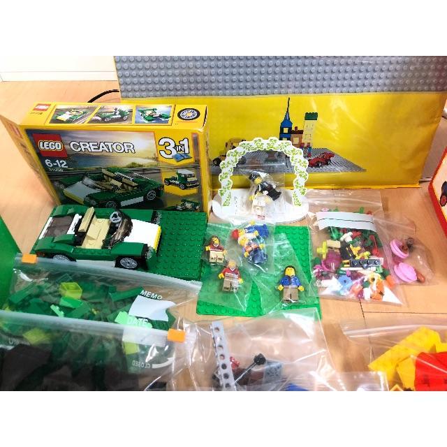 Lego(レゴ)のレゴブロック エンタメ/ホビーのおもちゃ/ぬいぐるみ(その他)の商品写真