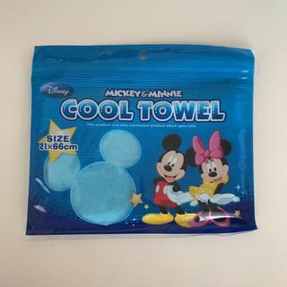 ディズニー(Disney)のクールタオル(その他)