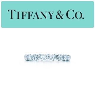 ティファニー(Tiffany & Co.)の☆ティファニー エンブレイス シェアドプロング バンドリング☆(リング(指輪))