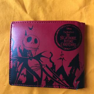 ディズニー(Disney)のジャックの財布新品(折り財布)
