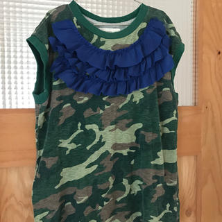 ゴートゥーハリウッド(GO TO HOLLYWOOD)のゴートゥーハリウッド  150   タンク  Tシャツ (Tシャツ/カットソー)