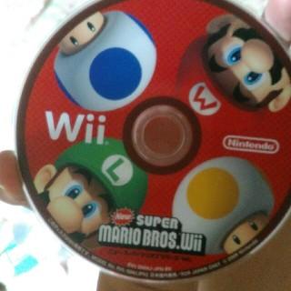 Wii ソフト(サンダル)