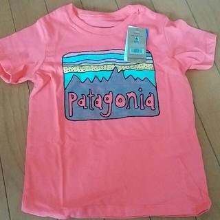 パタゴニア(patagonia)の★新品★パタゴニア ティーシャツ 3歳用(Tシャツ/カットソー)