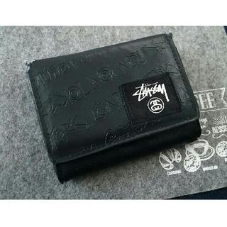 stussy  財布(折り財布)