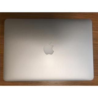 マック(Mac (Apple))のMacBook Air early 2014 13インチ(ノートPC)