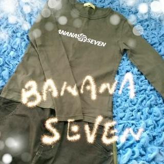 バナナセブン(877*7(BANANA SEVEN))のBANANA SEVEN   ロンT(Tシャツ(長袖/七分))