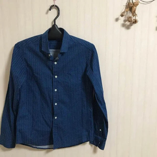 GU - ドットシャツ