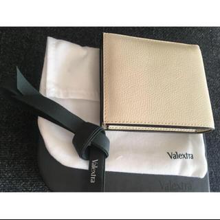 ヴァレクストラ(Valextra)のヴァレクストラ 二つ折り財布(折り財布)