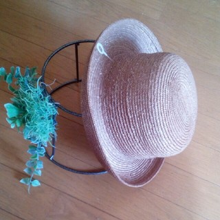 ムジルシリョウヒン(MUJI (無印良品))の無印良品❁麦わら帽子(麦わら帽子/ストローハット)