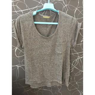 オルタナティブ(ALTERNATIVE)のグレーティーシャツ(Tシャツ(半袖/袖なし))