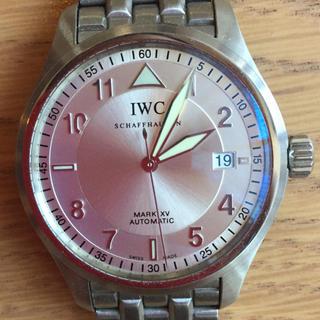 インターナショナルウォッチカンパニー(IWC)のmio様専用 IWC 時計(腕時計(アナログ))