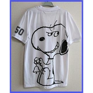スヌーピー(SNOOPY)の【とんちゃん様☆ご予約商品】スヌーピー ポロシャツ☆L(ポロシャツ)
