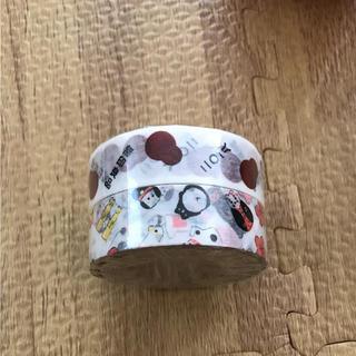 ムジルシリョウヒン(MUJI (無印良品))の《新品未使用》無印良品 2018年 福袋 マスキングテープ(テープ/マスキングテープ)