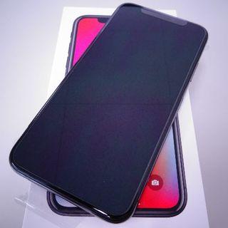 アップル(Apple)の◇iPhone X 64GB Gray 本体未使用 傷あり◇(スマートフォン本体)