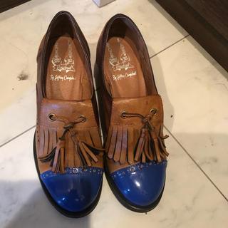 ジェフリーキャンベル(JEFFREY CAMPBELL)のジェフリーキャンベルローファーパンプス(ローファー/革靴)