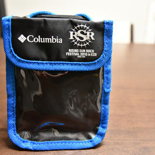 Columbia - 【限定レア】コロンビア×RISING SUN ROCK FES2015パスケース
