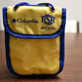 コロンビア(Columbia)の【限定レア】コロンビア×RISING SUN ROCK FES2016パスケース(ボディーバッグ)