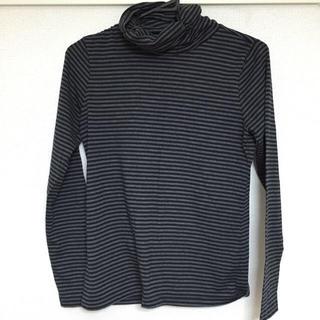ジーユー(GU)のg.u.♡タートルネック(Tシャツ(長袖/七分))