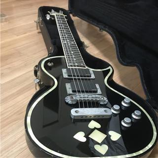 Greco Zemaitis GZ-2600IF HEART BK(エレキギター)