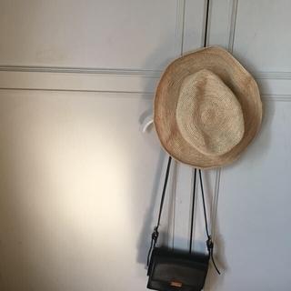 パナマハット(Panama Hat)のパナマハット古着vintage(麦わら帽子/ストローハット)