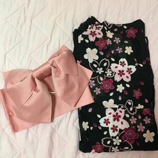 シマムラ(しまむら)の浴衣 帯セット(浴衣)