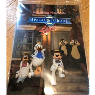 Disney - ディズニー実写 クリアファイル