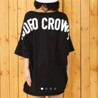 ロデオクラウンズ(RODEO CROWNS)の専用!2点おまとめ☆ロデオクラウンズ ドルマンビッグTシャツ ワンピース(その他)