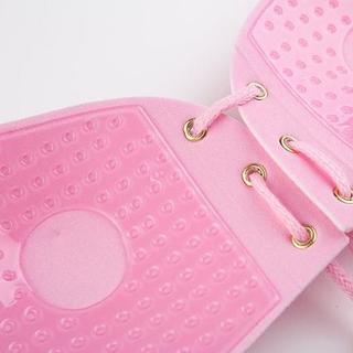 新型 ヌーブラ ひも調整タイプ ピンク Cカップ★サマー大セール★(ヌーブラ)
