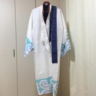 銀魂 坂田銀時 銀さん 衣装セット(衣装一式)