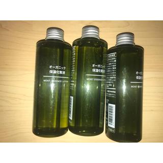 ムジルシリョウヒン(MUJI (無印良品))のオーガニック保湿化粧液(化粧水 / ローション)