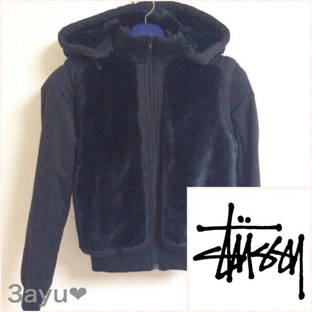 STUSSY(ステューシー)のSTUSSY♡ブルゾン レディースのジャケット/アウター(ブルゾン)の商品写真