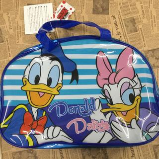 ディズニー(Disney)のディズニー ボストン型 ビニールバッグ(その他)