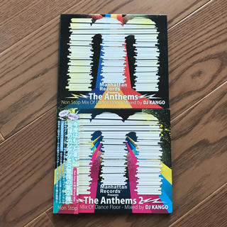 Manhattan Records The Anthems DJ Kango(クラブ/ダンス)