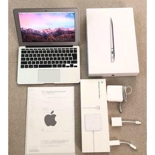 マック(Mac (Apple))のMacBook Air 11インチ 2015(ノートPC)