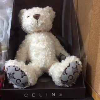 セリーヌ(celine)のセリーヌのクマのぬいぐるみ(ぬいぐるみ)
