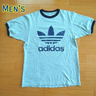 アディダス(adidas)のadidas☆メンズTシャツ(Tシャツ/カットソー(半袖/袖なし))