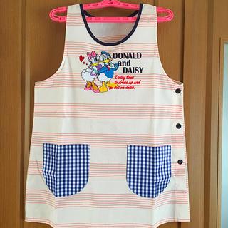 ディズニー(Disney)のドナルド&デイジー 保育士エプロン セール(日用品/生活雑貨)