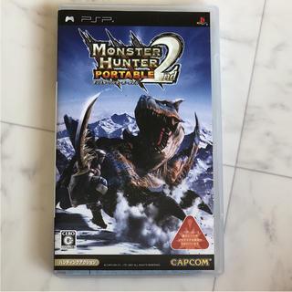 PlayStation Portable - モンスターハンターポータブル2