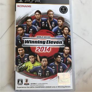 PlayStation Portable - ワールドサッカーウイニングイレブン2014
