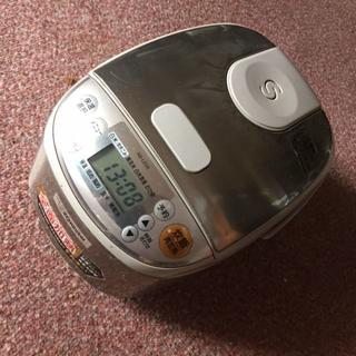 ZOJIRUSHI 全面加熱 マイコン炊飯ジャー 0.54L NS-LE05(炊飯器)