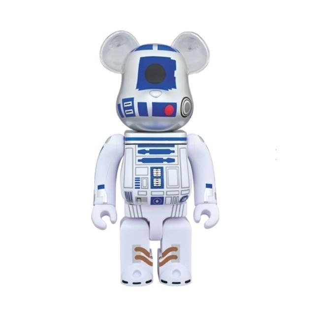 MEDICOM TOY(メディコムトイ)のベアブリック BE@RBRICK R2-D2 1000% スターウォーズ  エンタメ/ホビーのフィギュア(その他)の商品写真