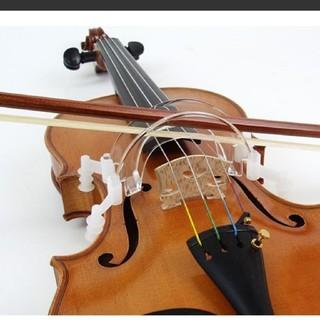 バイオリン弓ボーイング練習ガイド矯正器具