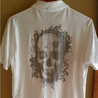 カスタムカルチャー(CUSTOM CULTURE)のcustom culture ポロシャツ(ポロシャツ)