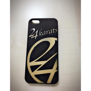 6509764506 トゥエンティーフォーカラッツ(24karats)の24karats iPhone5 ケース(iPhoneケース)