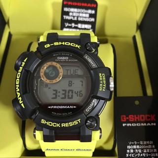 ジーショック(G-SHOCK)のG-SHOCK フロッグマン [海上保安制度創立70周年]限定品(腕時計(デジタル))