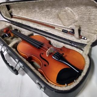 SUZUKIバイオリン 1/10 No.220 鈴木バイオリン スズキバイオリン
