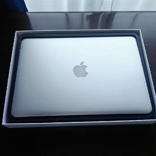 マック(Mac (Apple))のMacbook air 2017 128gb(ノートPC)