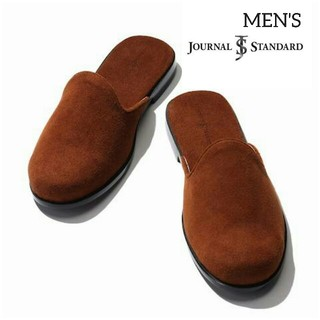 ジャーナルスタンダード(JOURNAL STANDARD)のJOURNAL STANDARD Suede Leather Sandals(サンダル)