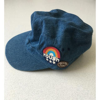 ラフ(rough)のrough  帽子(キャップ)
